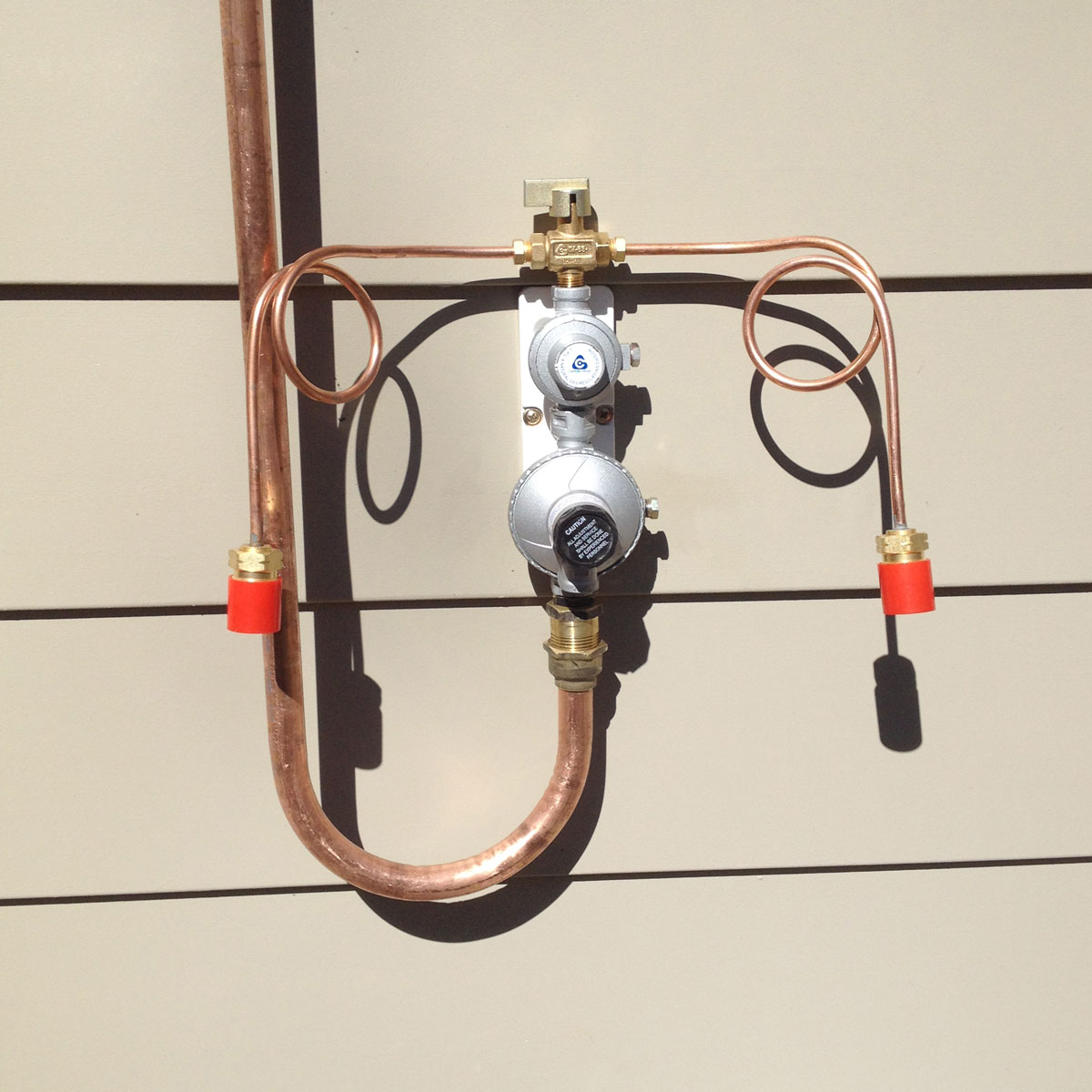 Natural Gas Regulator Problems