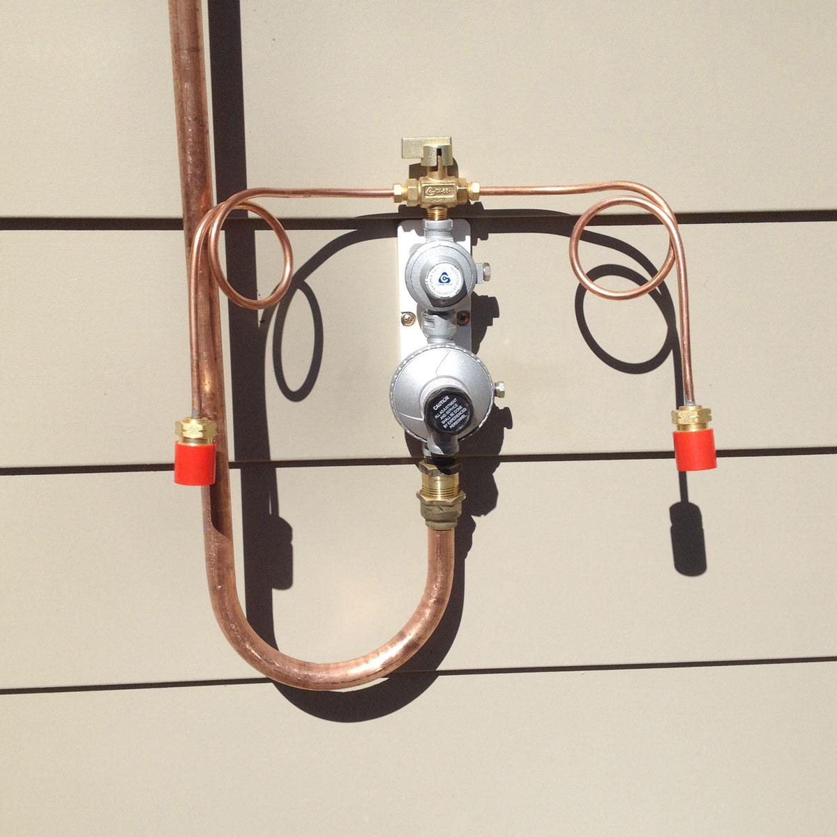 Natural Gas Regulator Problems
